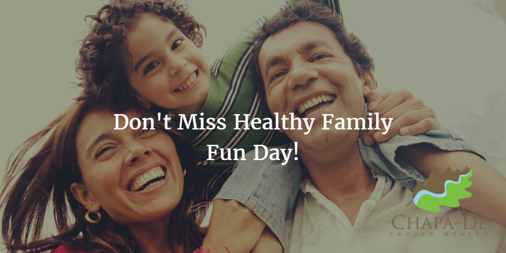 Grass Valley events-chapa de healthy family fun day