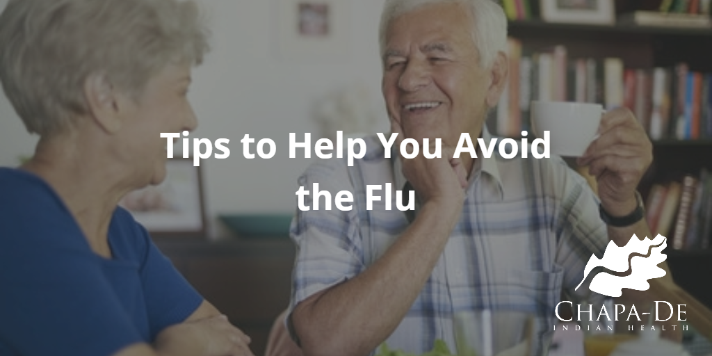 Auburn health clinic-Chapa De flu tips