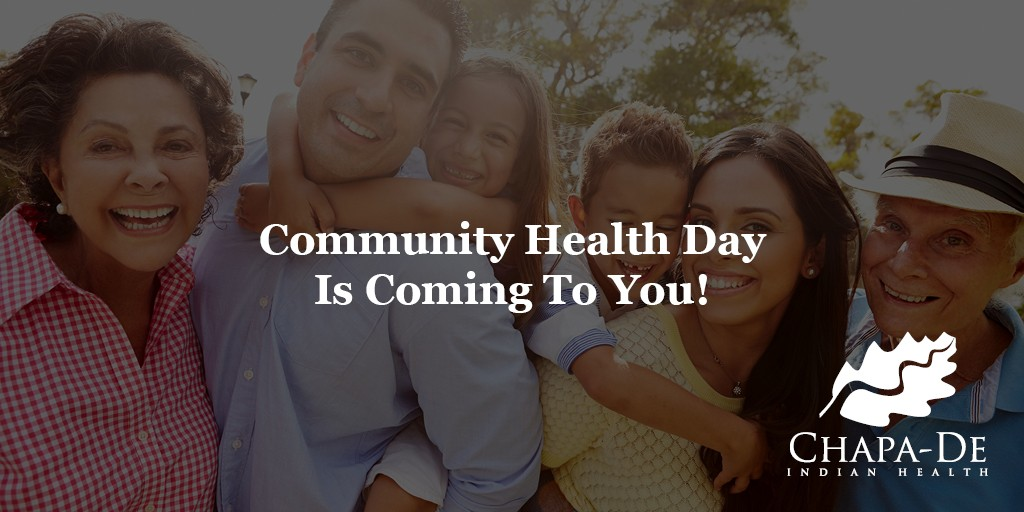Auburn events-Chapa-De Community Health Day