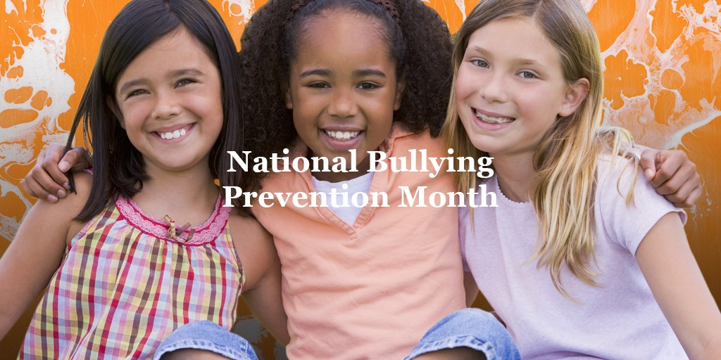 National Bullying Prevention Month Chapa De Auburn Grass Valley