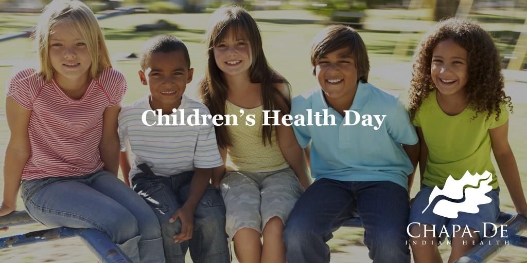 Children's Health Day Chapa De Auburn Grass Valley