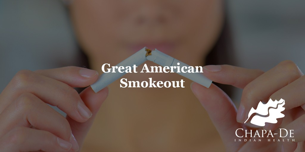 Quit Smoking Today! - Chapa-De | Indian Health