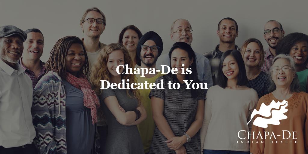 Chapa-De is Dedicated to You