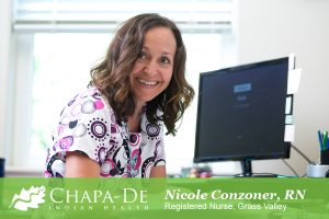 thank you nurses Nicole Conzoner Chapa De