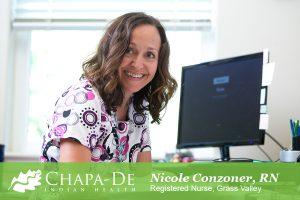 thank you nurses Nicole Conzoner Chapa De
