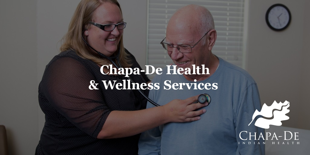 Chapa-De Health & Wellness Services Chapa-De Indian Health Auburn Grass Valley | Medical Clinic