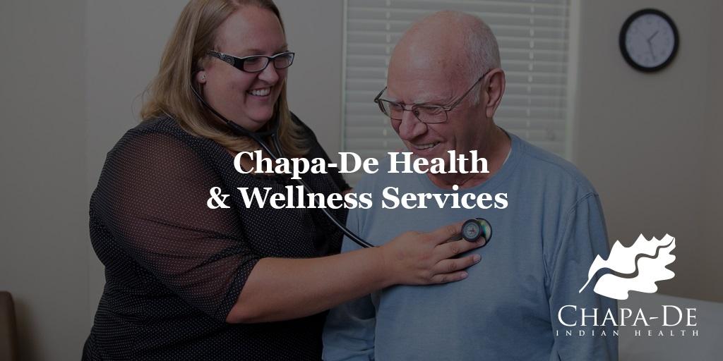 Chapa-De Health & Wellness Services Chapa-De Indian Health Auburn Grass Valley | Medical Clinic