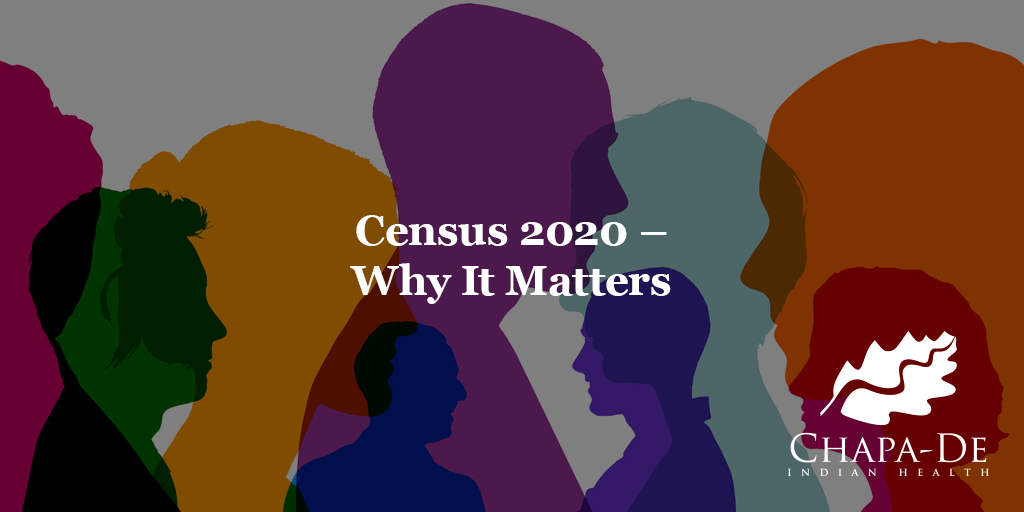 Census 2020 –Why It Matters