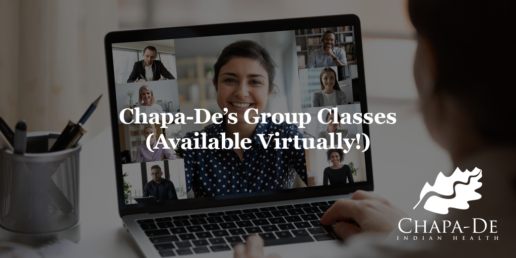 Chapa-De's Group Classes