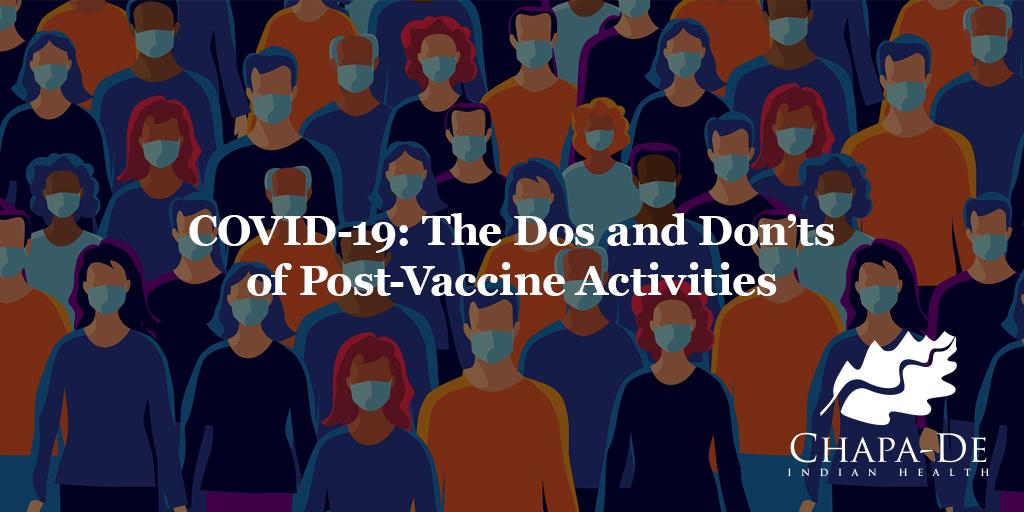 Post-Vaccine Activities